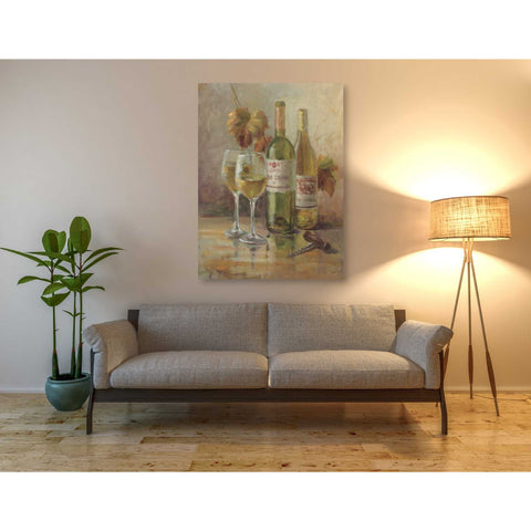 Image of 'Opening the Wine II' by Danhui Nai, Giclee Canvas Wall Art