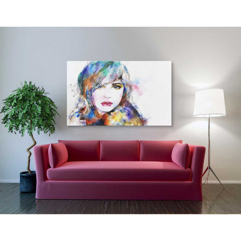 'Sweet Surrender' Giclee Canvas Wall Art