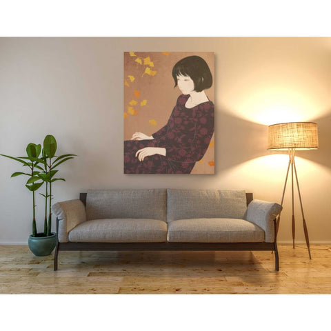 'Autumn' by Sai Tamiya, Giclee Canvas Wall Art