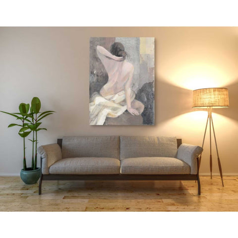 Image of 'After the Bath I' by Albena Hristova, Canvas Wall Art,40 x 54