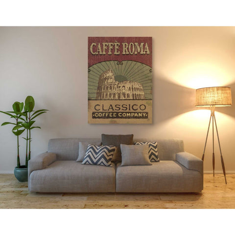 'Coffee Blend I' by Daphne Brissonet, Giclee Canvas Wall Art