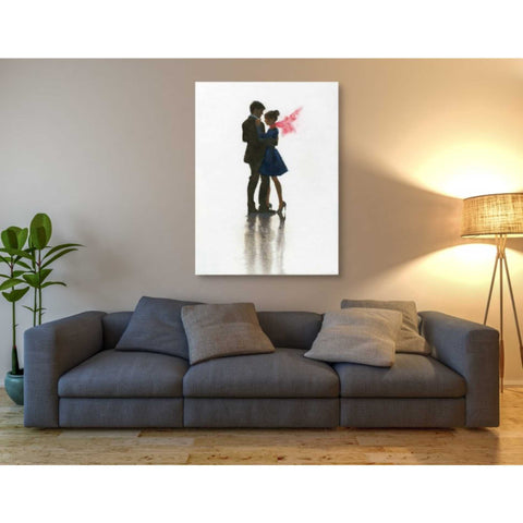 Image of 'The Embrace II' by Marco Fabiano, Giclee Canvas Wall Art