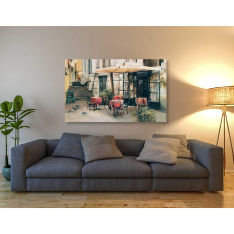 Image of 'Wine Cellar in Vincenza' by Marilyn Hageman, Giclee Canvas Wall Art
