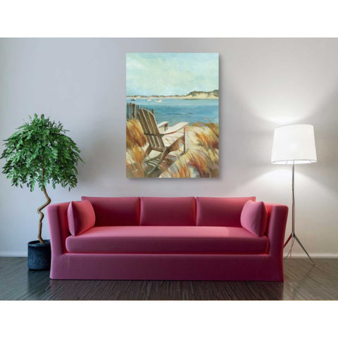 'Sea Breeze' by Marilyn Hageman, Giclee Canvas Wall Art