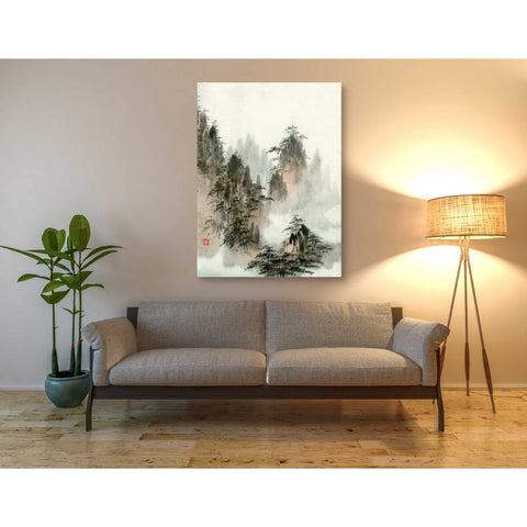 'Qi' by River Han, Giclee Canvas Wall Art