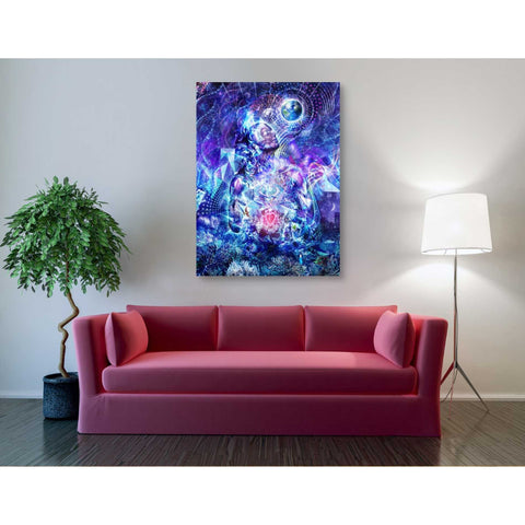 Image of 'Transcension Vertical' by Cameron Gray, Canvas Wall Art,40 x 54