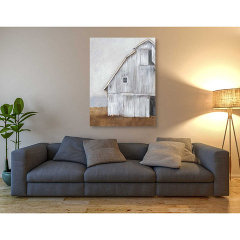 Image of 'Abandoned Barn II' by Ethan Harper Giclee Canvas Wall Art