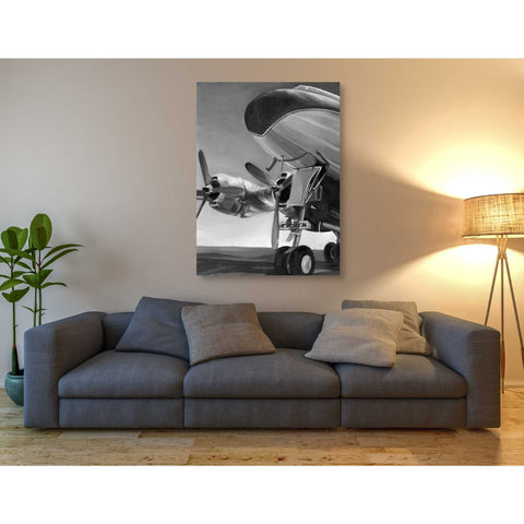 'Aviation Icon II' by Ethan Harper Giclee Canvas Wall Art