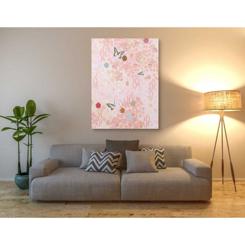Image of 'Paradise of' by Zigen Tanabe, Giclee Canvas Wall Art