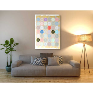 'Chrysanthemum Mark' by Zigen Tanabe, Giclee Canvas Wall Art