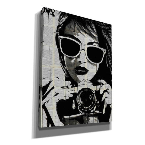 Image of 'Shoot' by Loui Jover, Giclee Canvas Wall Art