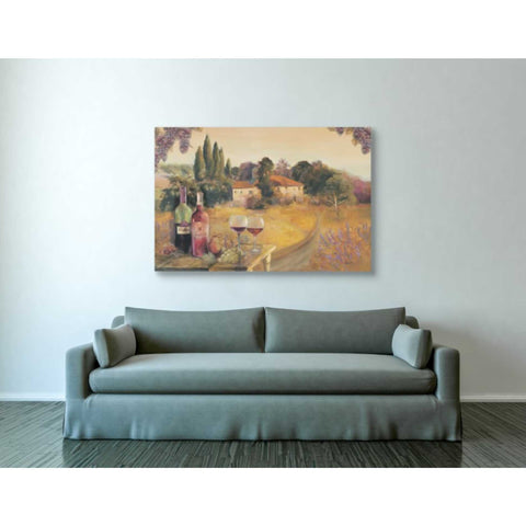 'Spoleta Afternoon' by Marilyn Hageman, Giclee Canvas Wall Art