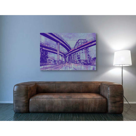 Image of 'Rome 1' by Giuseppe Cristiano, Giclee Canvas Wall Art