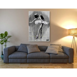 'Her Finest Hour' by Loui Jover, Canvas Wall Art,40 x 60