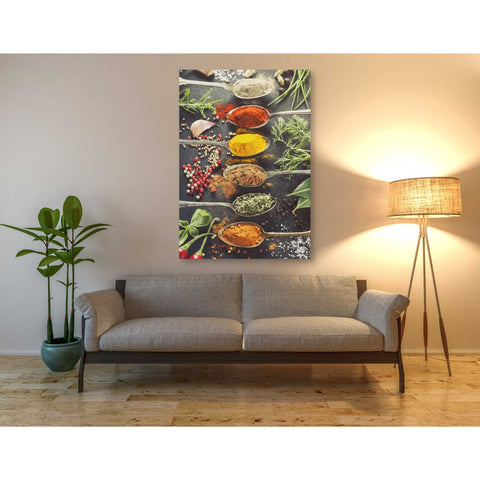 'A Pinch of Spice' Giclee Canvas Wall Art