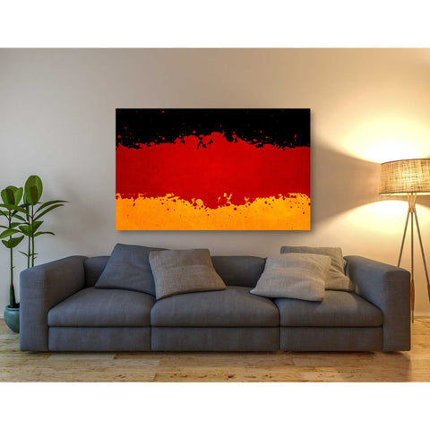 Image of 'Germany' Canvas Wall Art,40 x 60