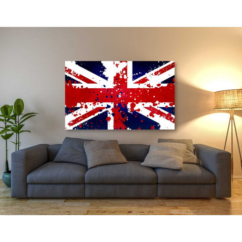 Image of 'United Kingdom' Canvas Wall Art,40 x 60