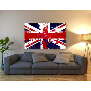 'United Kingdom' Canvas Wall Art,40 x 60