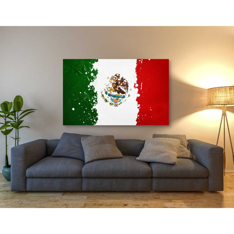 Image of 'Mexico' Canvas Wall Art,40 x 60
