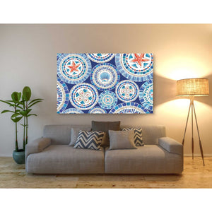 'Maritime XV' by Daphne Brissonet, Giclee Canvas Wall Art