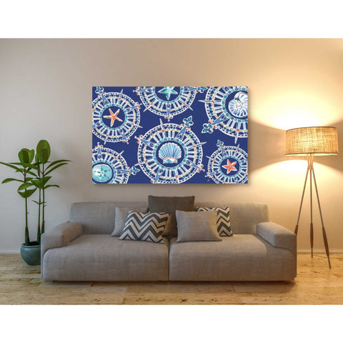 Image of 'Maritime XIV' by Daphne Brissonet, Giclee Canvas Wall Art