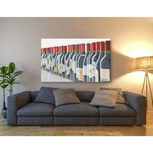 'Splendid Reds' by Marco Fabiano, Giclee Canvas Wall Art
