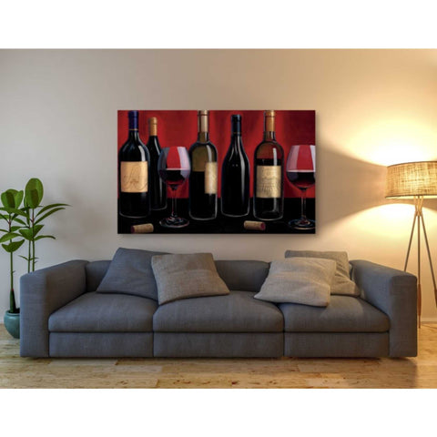 Image of 'Grand Reserve' by Marco Fabiano, Giclee Canvas Wall Art