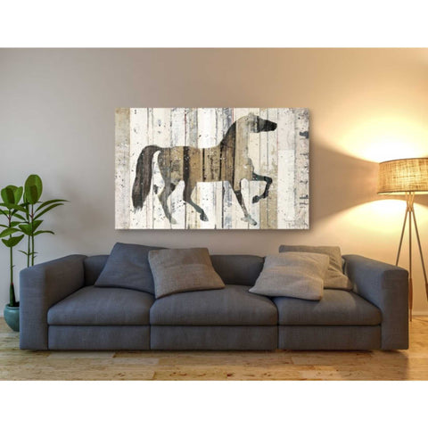 'Dark Horse' by Michael Mullan, Giclee Canvas Wall Art