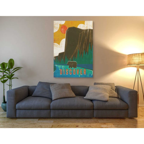 'Big Sky IV' by Michael Mullan, Giclee Canvas Wall Art