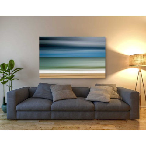 'Ocean Storm' by Katherine Gendreau, Giclee Canvas Wall Art