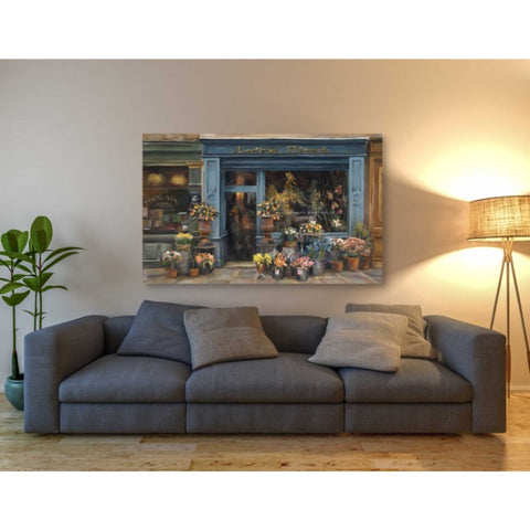 Image of 'Lartisan Fleuriste' by Marilyn Hageman, Giclee Canvas Wall Art