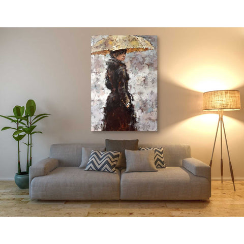 Image of 'Glance' by Alexander Gunin, Canvas Wall Art,40 x 60
