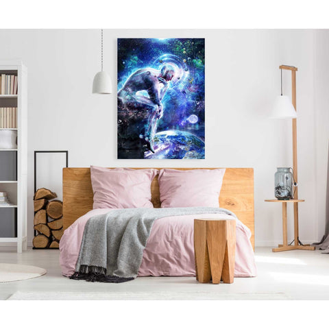 Image of 'The Mystery of Ourselves' by Cameron Gray, Canvas Wall Art,40 x 60