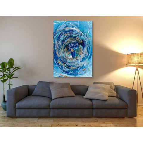 Image of 'Waterspout I' by Alicia Ludwig Giclee Canvas Wall Art