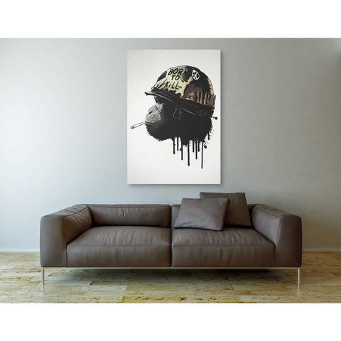 """Born to Kill"" by Nicklas Gustafsson, Giclee Canvas Wall Art"