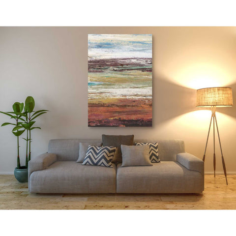 Image of 'Plum Vista I' by Tim OToole Giclee Canvas Wall Art
