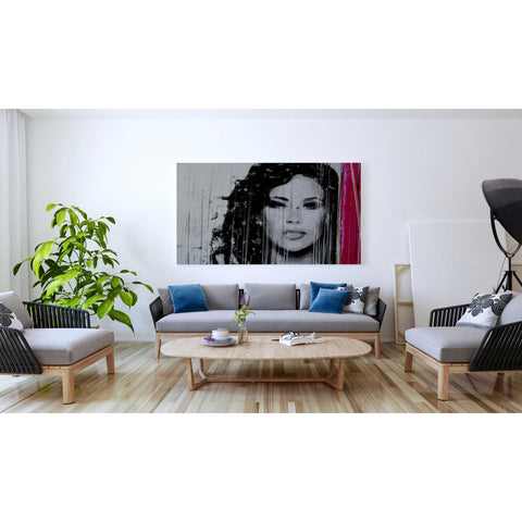 'Painted Lady' by Karen Smith, Giclee Canvas Wall Art