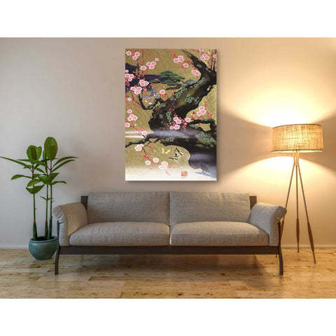 Image of 'Mugen 2' by Zigen Tanabe, Giclee Canvas Wall Art