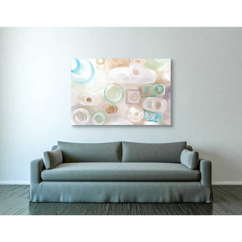 Image of 'Vintage Bottles' by Elena Ray, Canvas Wall Art,40 x 60