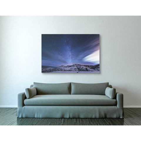 'Andromeda Rising' by Darren White, Canvas Wall Art,40 x 60