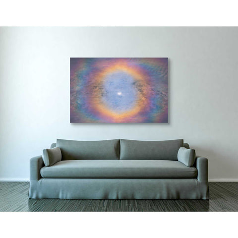 'Eye of the Eclipse' by Darren White, Canvas Wall Art,40 x 60