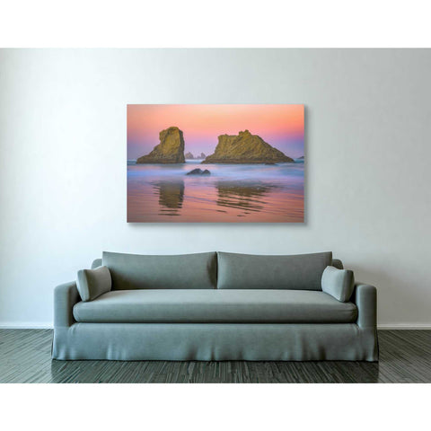 'Oregon's New Day' by Darren White, Canvas Wall Art,40 x 60
