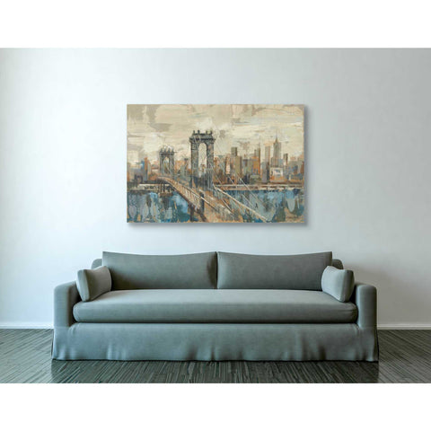 """New York View"" by Silvia Vassileva, Canvas Wall Art,40 x 60"