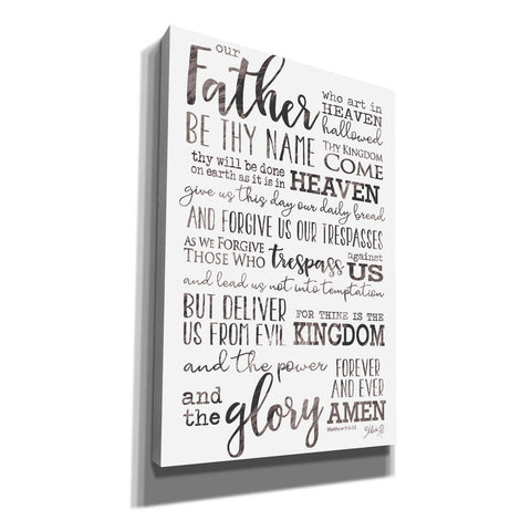 'Our Father' by Marla Rae, Canvas Wall Art