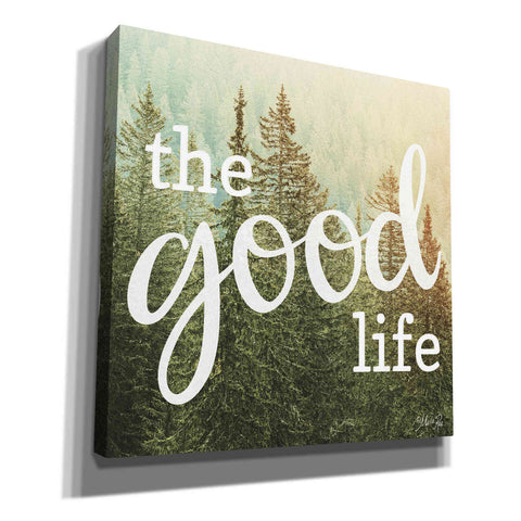 'The Good Life' by Marla Rae, Canvas Wall Art