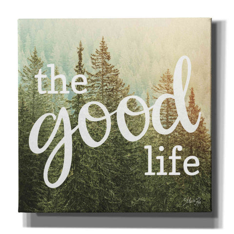 Image of 'The Good Life' by Marla Rae, Canvas Wall Art