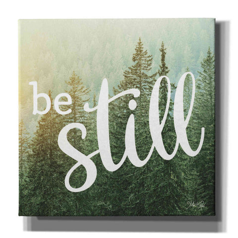 'Be Still' by Marla Rae, Canvas Wall Art