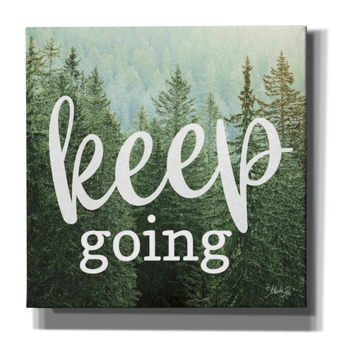'Keep Going' by Marla Rae, Canvas Wall Art