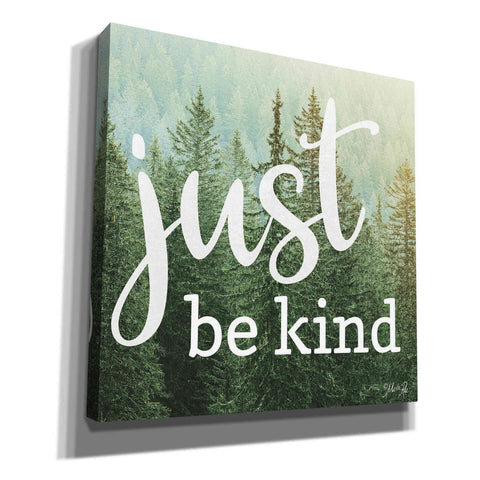 'Just Be Kind' by Marla Rae, Canvas Wall Art