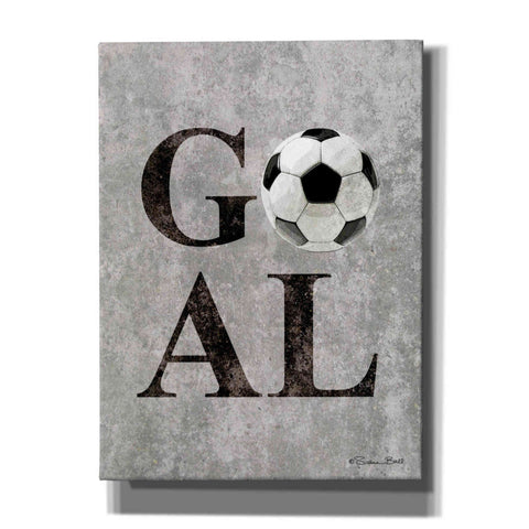 Image of 'Soccer GOAL' by Susan Ball, Canvas Wall Art